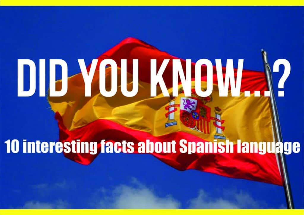 spanish-facts