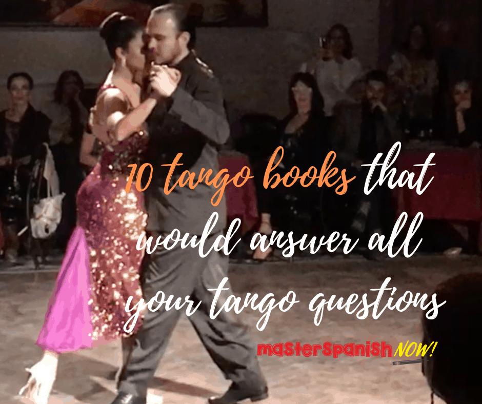 tango books
