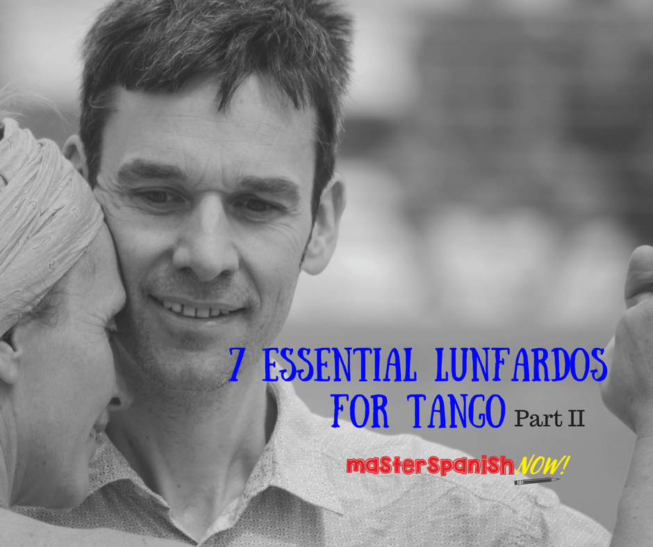 Lunfardos Tango